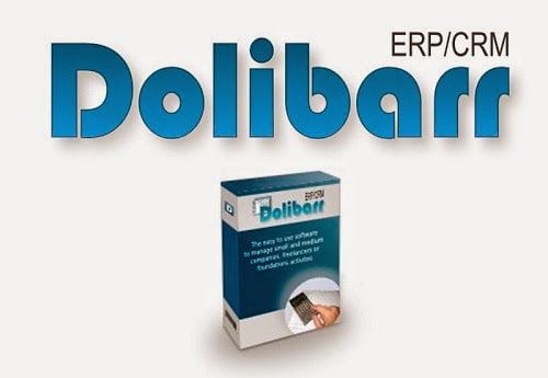 Dolibarr, ERP y CRM integrados para tu empresa